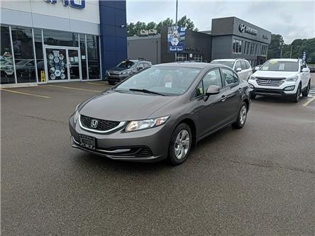 2013 Honda Civic LX (Stk: PRO0718A) in Charlottetown - Image 1 of 8