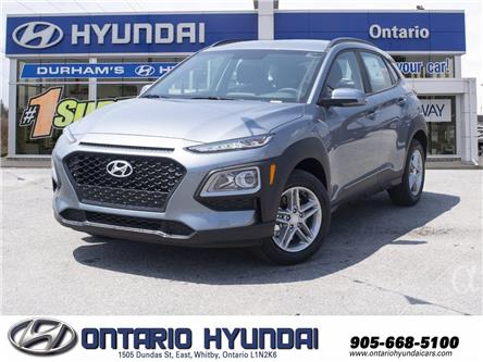 2021 Hyundai Kona 2.0L Essential (Stk: 605845) in Whitby - Image 1 of 19