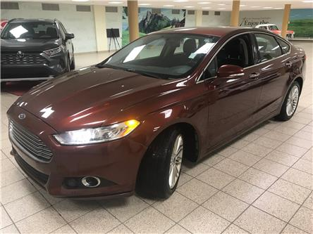 2015 Ford Fusion SE (Stk: 201183A) in Calgary - Image 1 of 9
