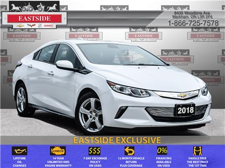 2018 Chevrolet Volt LT (Stk: 113667B) in Markham - Image 1 of 27
