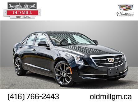 2018 Cadillac ATS 2.0L Turbo Base (Stk: 147713U) in Toronto - Image 1 of 27