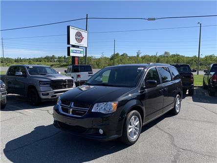 2020 Dodge Grand Caravan Premium Plus (Stk: 6481) in Sudbury - Image 1 of 19