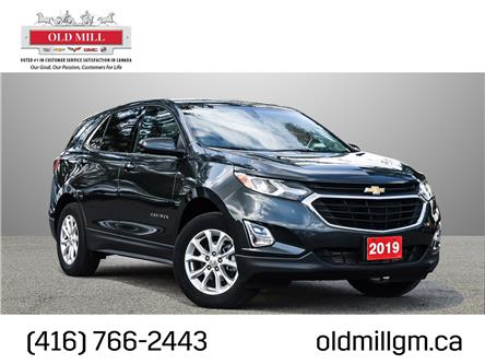2019 Chevrolet Equinox 1LT (Stk: 273689U) in Toronto - Image 1 of 25