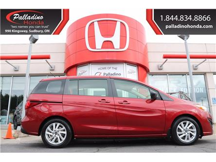 2015 Mazda Mazda5 GS (Stk: BC0041) in Greater Sudbury - Image 1 of 28