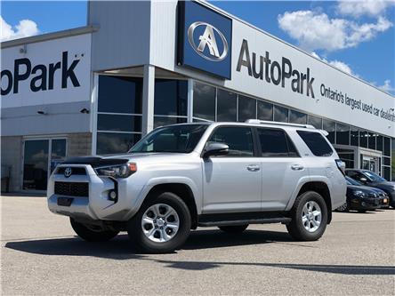 2015 Toyota 4Runner SR5 V6 (Stk: 15-04678JB) in Barrie - Image 1 of 29