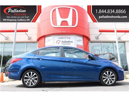 2015 Hyundai Accent SE (Stk: 22628A) in Greater Sudbury - Image 1 of 37