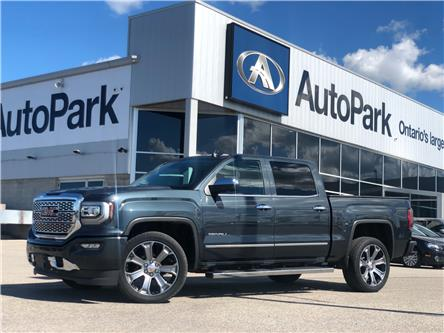 2017 GMC Sierra 1500 Denali (Stk: 17-03472JB) in Barrie - Image 1 of 29