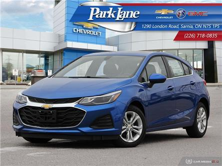 2019 Chevrolet Cruze LT (Stk: 93211) in Sarnia - Image 1 of 27