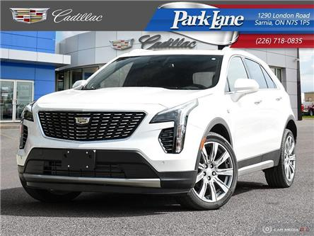 2019 Cadillac XT4 Premium Luxury (Stk: 95150) in Sarnia - Image 1 of 27