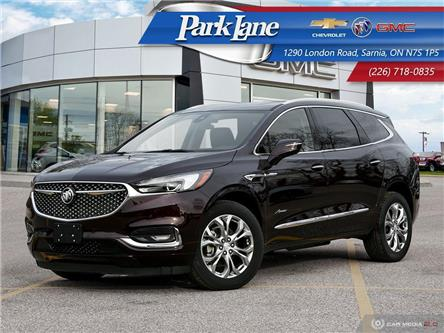 2020 Buick Enclave Avenir (Stk: 02102) in Sarnia - Image 1 of 27