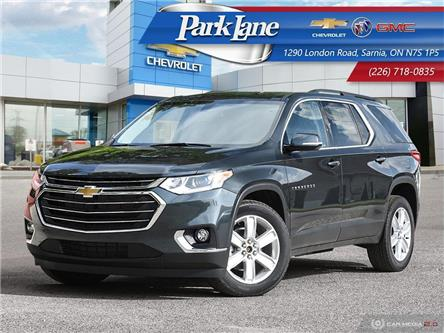 2020 Chevrolet Traverse LT (Stk: 01309) in Sarnia - Image 1 of 28
