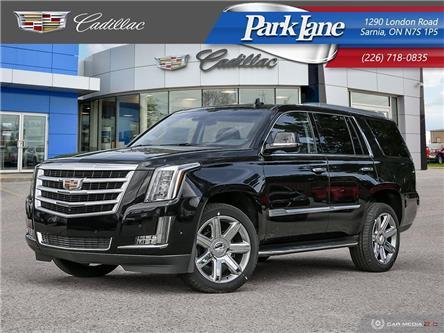 2020 Cadillac Escalade Luxury (Stk: 05103) in Sarnia - Image 1 of 27