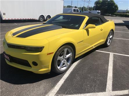 2015 Chevrolet Camaro LT (Stk: -) in Newmarket - Image 1 of 21