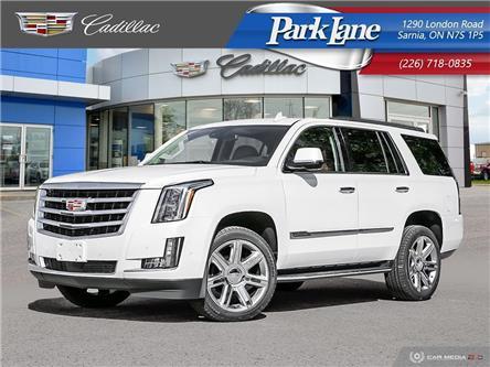 2020 Cadillac Escalade Premium Luxury (Stk: 05105) in Sarnia - Image 1 of 27