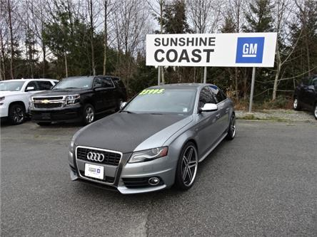 2010 Audi S4 3.0 Premium (Stk: CL284483AA) in Sechelt - Image 1 of 22