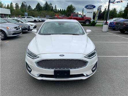 2019 Ford Fusion Hybrid Titanium (Stk: P7371) in Vancouver - Image 1 of 22