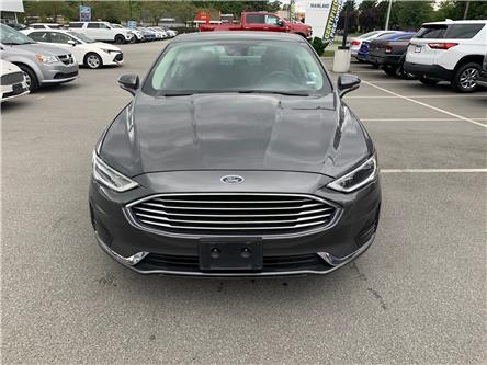 2019 Ford Fusion Hybrid SEL (Stk: P6186) in Vancouver - Image 1 of 23