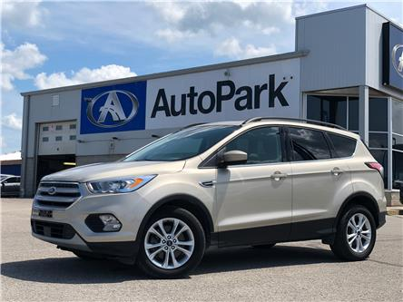 2018 Ford Escape SEL (Stk: 18-88364JB) in Barrie - Image 1 of 28