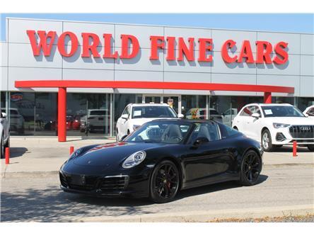 2018 Porsche 911 Targa 4S (Stk: 17077) in Toronto - Image 1 of 27