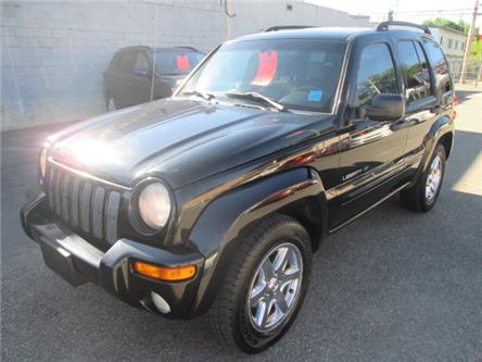 2003 Jeep Liberty Limited Edition (Stk: BP888) in Saskatoon - Image 1 of 18