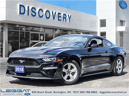 2018 Ford Mustang  (Stk: 18-64574-L) in Burlington - Image 1 of 18