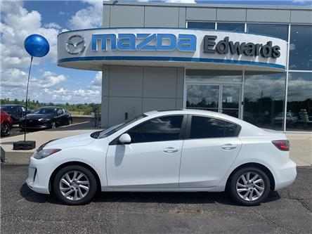 2012 Mazda Mazda3 GS-SKY (Stk: 22352) in Pembroke - Image 1 of 10