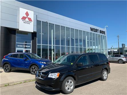 2014 Dodge Grand Caravan SE/SXT (Stk: T20133A) in Edmonton - Image 1 of 8