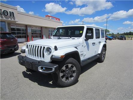 2020 Jeep Wrangler Unlimited Sahara (Stk: 20187) in Perth - Image 1 of 16