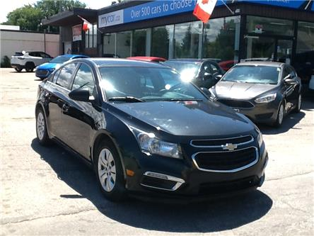 2016 Chevrolet Cruze 1LT (Stk: 200676) in North Bay - Image 1 of 16