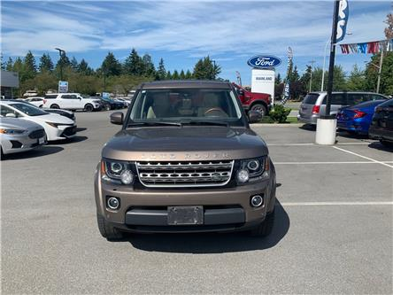 2015 Land Rover LR4 Base (Stk: P67300) in Vancouver - Image 1 of 16
