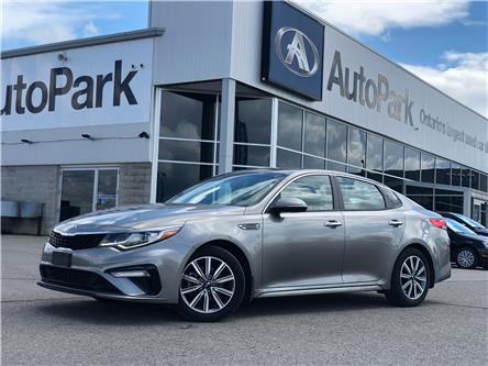 2019 Kia Optima LX+ (Stk: 19-10763RJB) in Barrie - Image 1 of 25