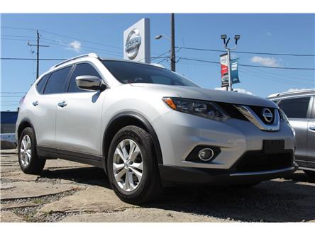 2016 Nissan Rogue SV (Stk: P5992) in Toronto - Image 1 of 16