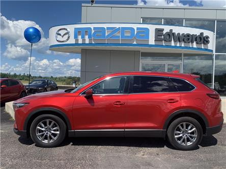 2017 Mazda CX-9 GS-L (Stk: 22351) in Pembroke - Image 1 of 14