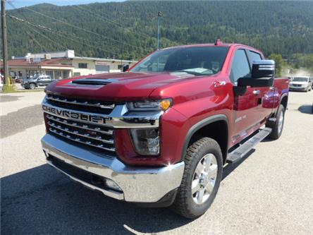 2020 Chevrolet Silverado 3500HD LTZ (Stk: LF108144) in Creston - Image 1 of 19