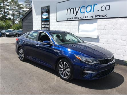 2019 Kia Optima  (Stk: 200640) in North Bay - Image 1 of 21