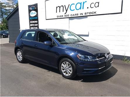 2019 Volkswagen Golf 1.4 TSI Comfortline (Stk: 200747) in Kingston - Image 1 of 20