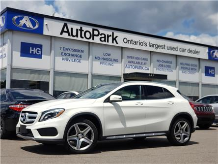 2015 Mercedes-Benz GLA-Class Base (Stk: 15-47775) in Brampton - Image 1 of 21