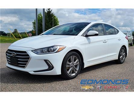 2017 Hyundai Elantra GL (Stk: 9452A) in Huntsville - Image 1 of 6