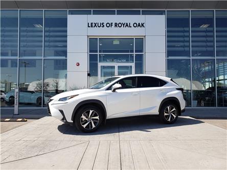 2020 Lexus NX 300 Base (Stk: L20348) in Calgary - Image 1 of 10