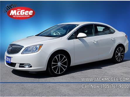 2016 Buick Verano Base (Stk: P16662) in Peterborough - Image 1 of 20