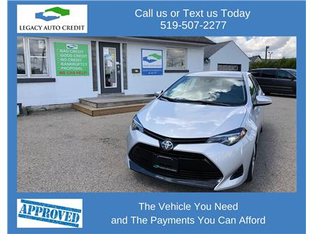 2019 Toyota Corolla LE (Stk: 20089) in Waterloo - Image 1 of 19