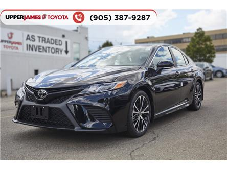 2020 Toyota Camry SE (Stk: 200707) in Hamilton - Image 1 of 20