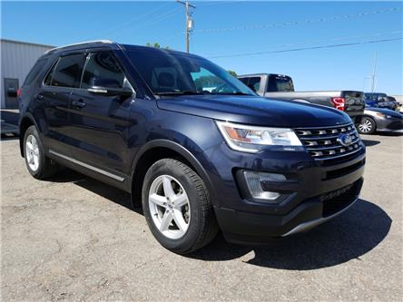 2017 Ford Explorer XLT (Stk: 20U132) in Wilkie - Image 1 of 27