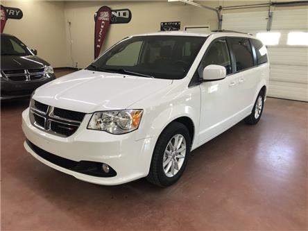 2019 Dodge Grand Caravan CVP/SXT (Stk: T20-104A) in Nipawin - Image 1 of 16