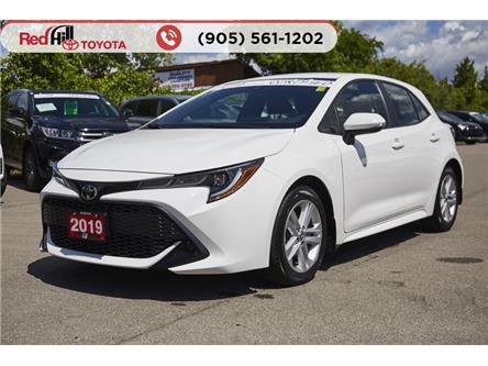 2019 Toyota Corolla Hatchback Base (Stk: 89013) in Hamilton - Image 1 of 21
