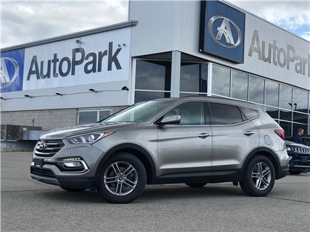 2018 Hyundai Santa Fe Sport 2.4 Luxury (Stk: 18-86718RJB) in Barrie - Image 1 of 29