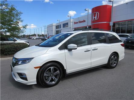 2019 Honda Odyssey EX-L (Stk: 28532L) in Ottawa - Image 1 of 19