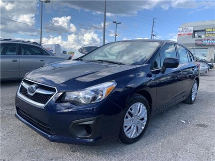 2014 Subaru Impreza 2.0i Sport Package (Stk: ) in Pickering - Image 1 of 13