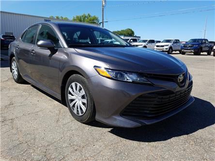 2019 Toyota Camry LE (Stk: 20U135) in Wilkie - Image 1 of 20
