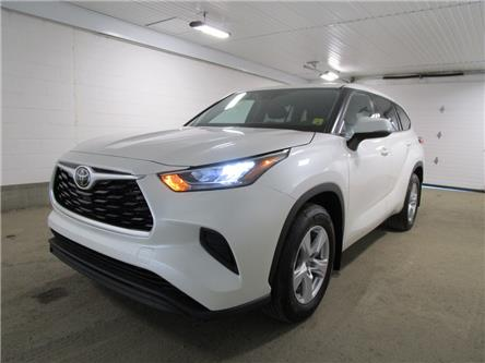 2020 Toyota Highlander LE (Stk: 203518) in Regina - Image 1 of 28
